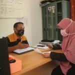Bawaslu Kabupaten Belitung Timur Mencanangkan Sosialisasi Pada Masa Pandemi